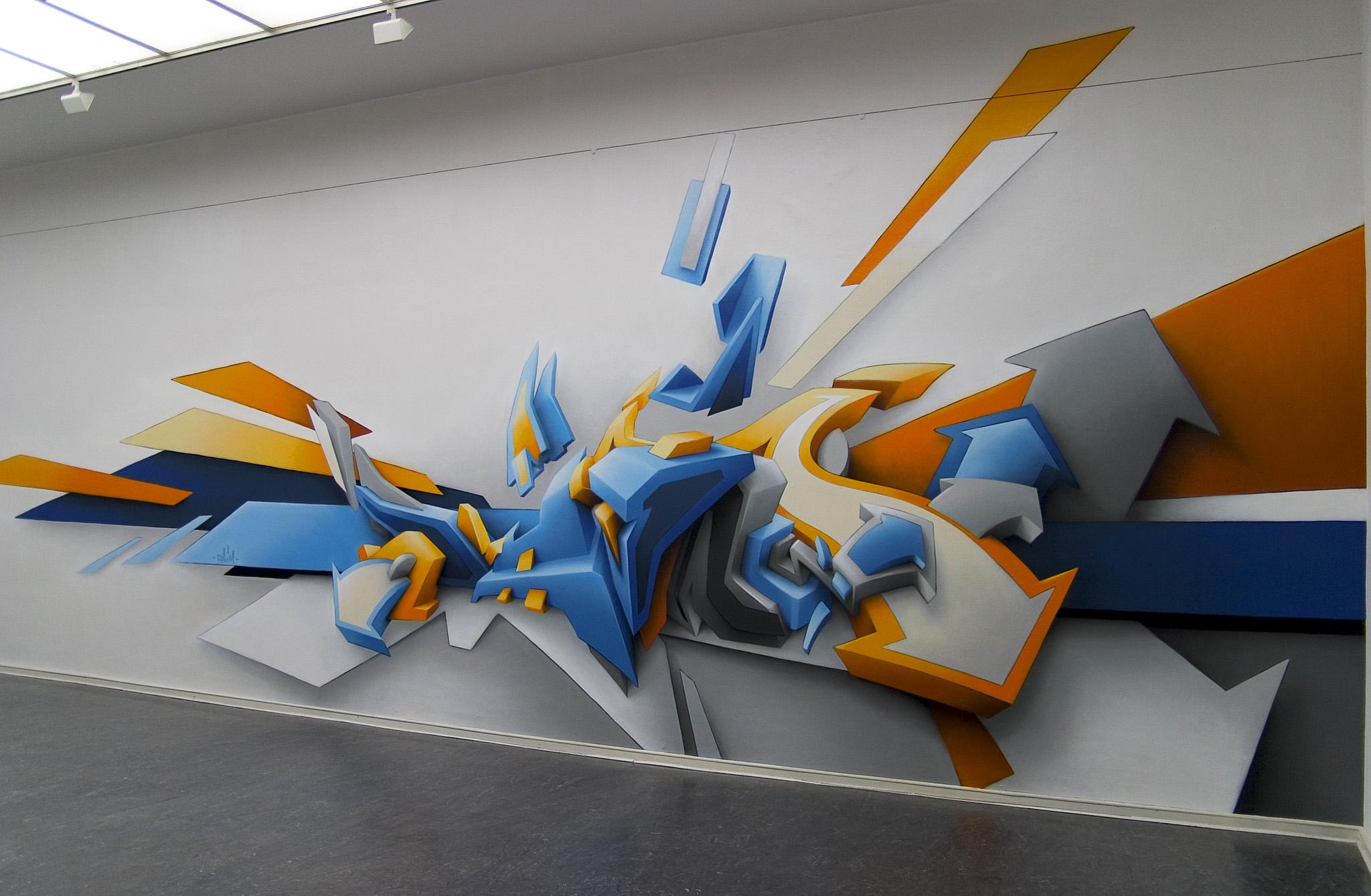 Artistic - Graffiti - Junlia - George Wallpaper