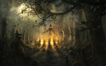 Dark - Halloween Wallpapers and Backgrounds ID : 37609