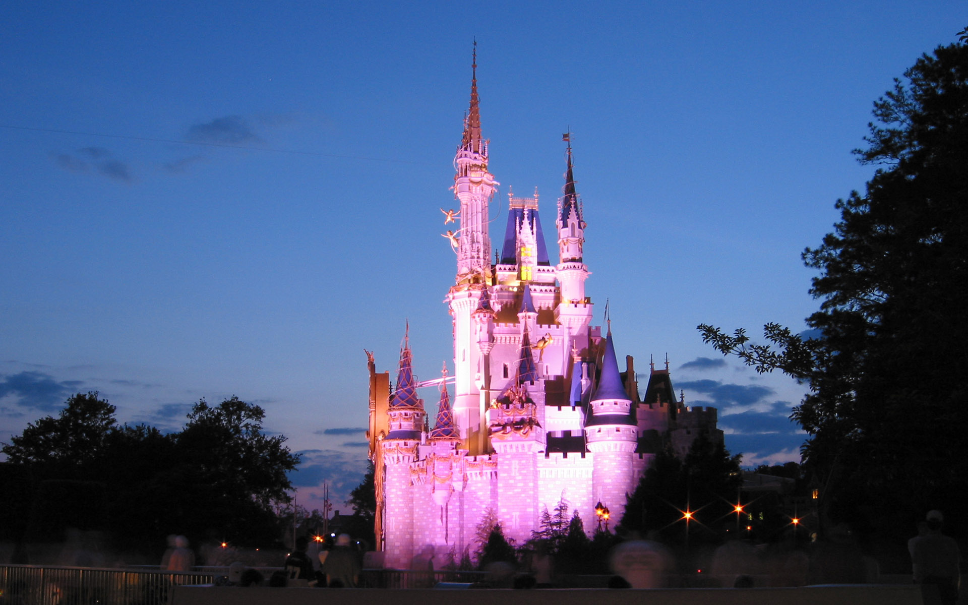 Disneyland Full HD Wallpaper and Background Image