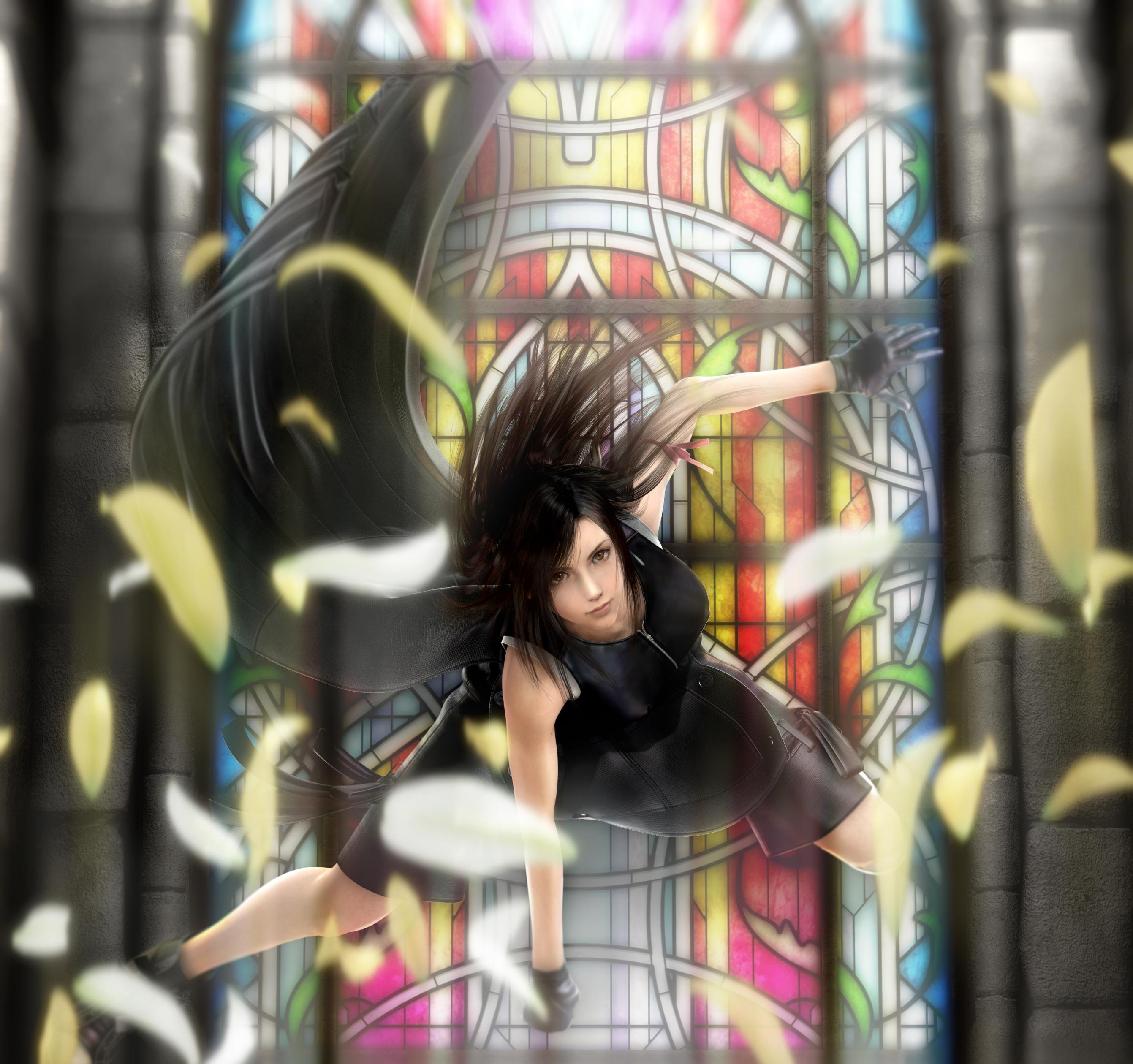 Final Fantasy Vii Advent Children Hd Wallpaper Background