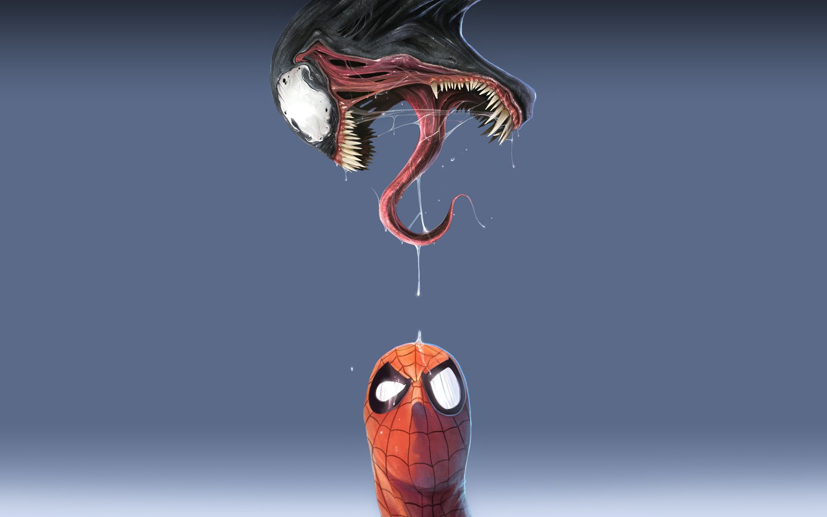 Comics - Spider-Man  Venom Wallpaper