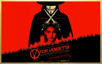 Movie - V For Vendetta Wallpapers and Backgrounds ID : 38937