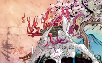 Video Game - Okami Wallpapers and Backgrounds ID : 3947