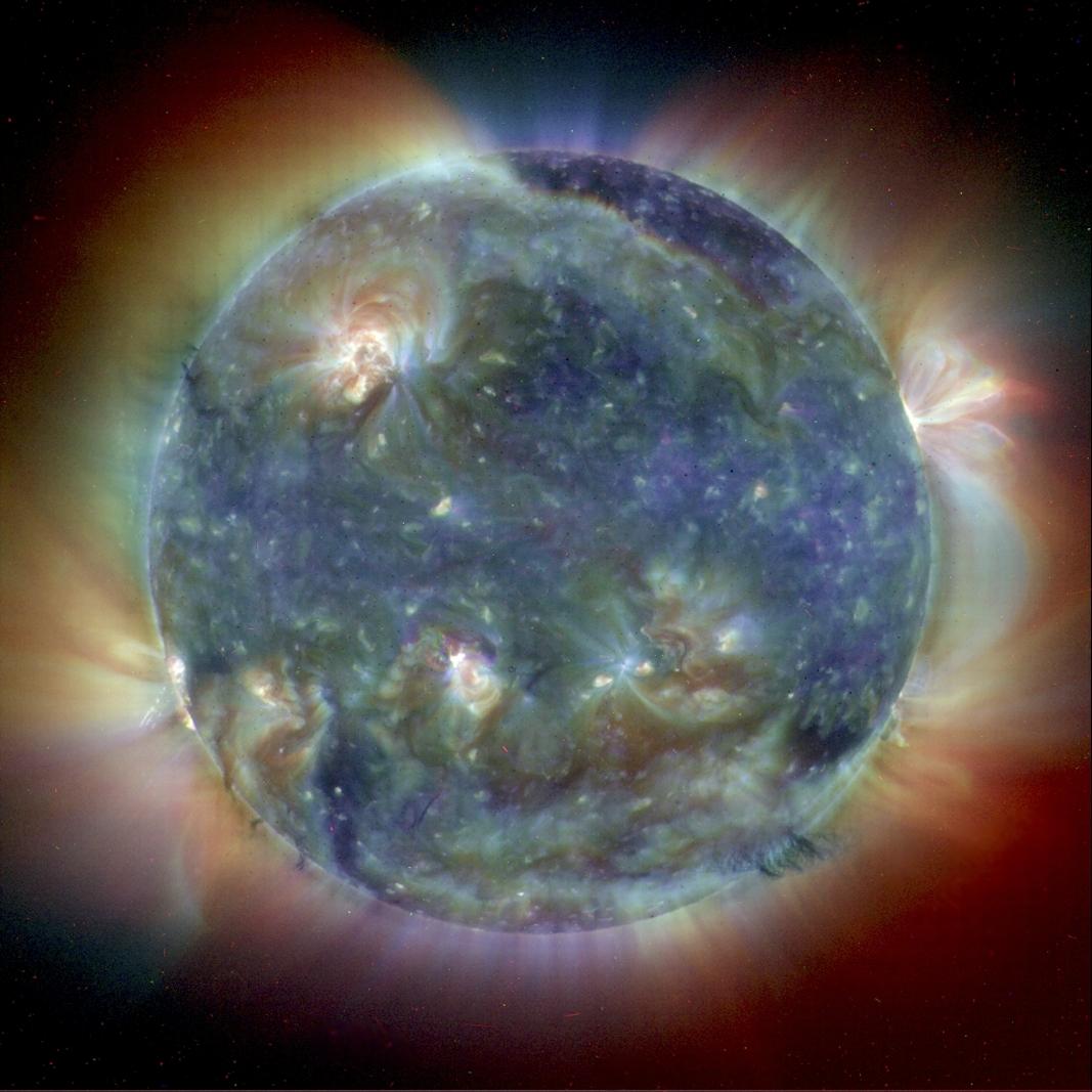Sci Fi - Sun  Wallpaper