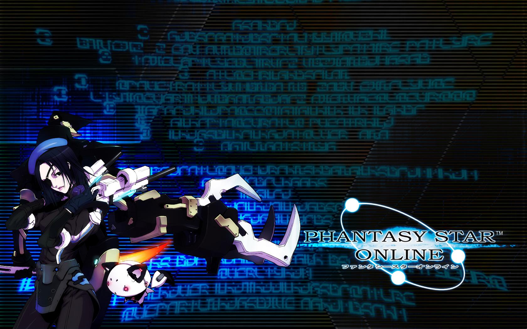 Phantasy Star Online Wallpaper: Phantasy Star Online Wallpaper And Background Image