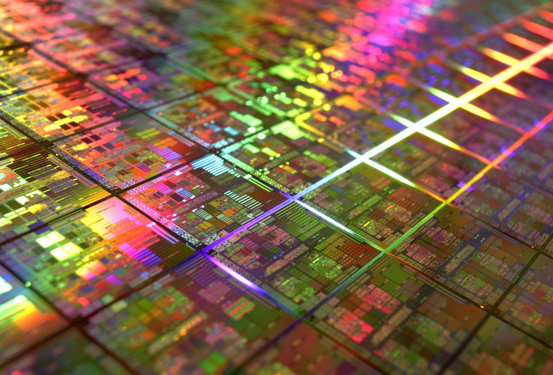 Technology - Hardware  Computer Circuit Technology Wallpaper