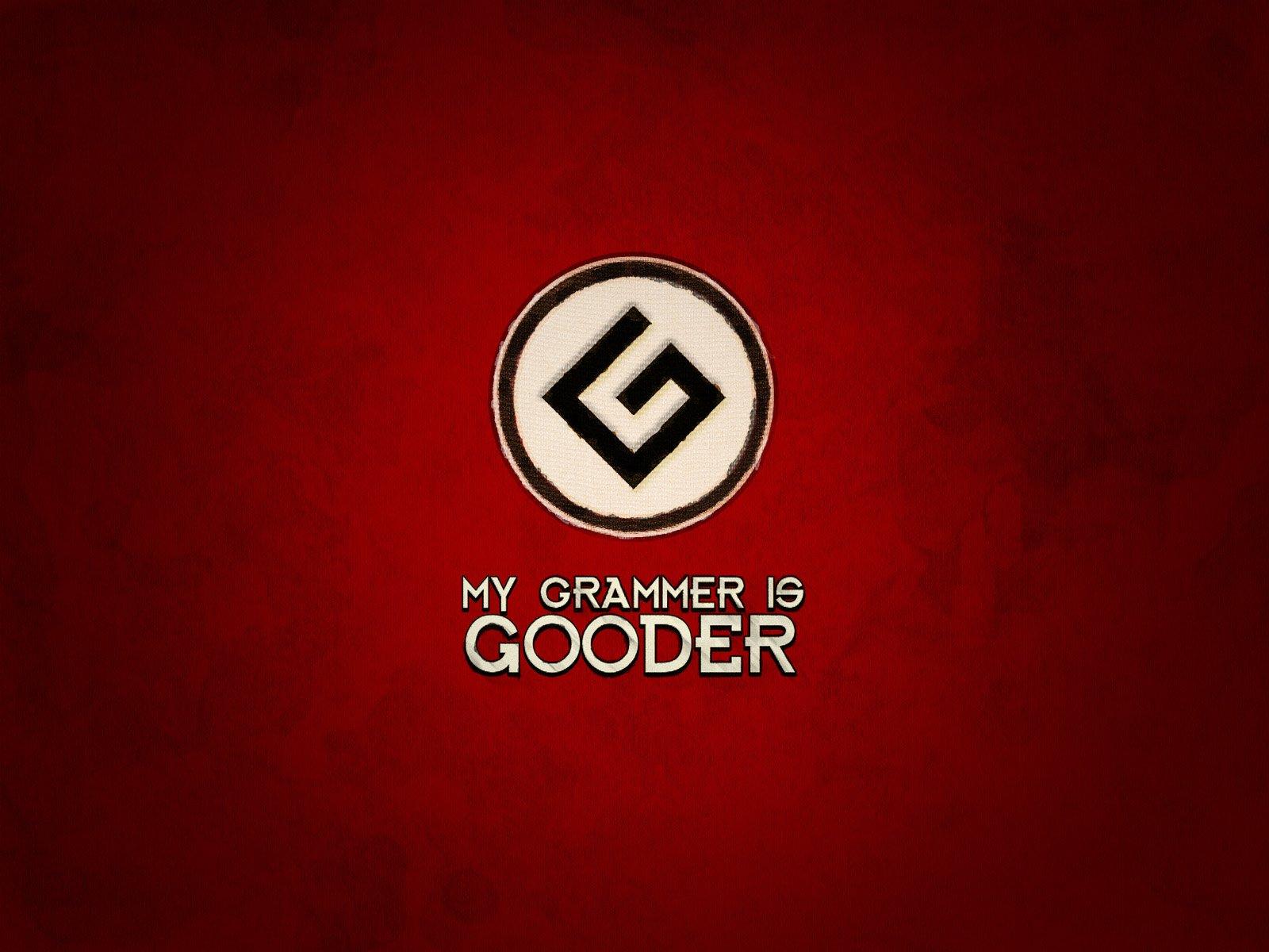 Humor - Funny  Grammar Nazi Wallpaper