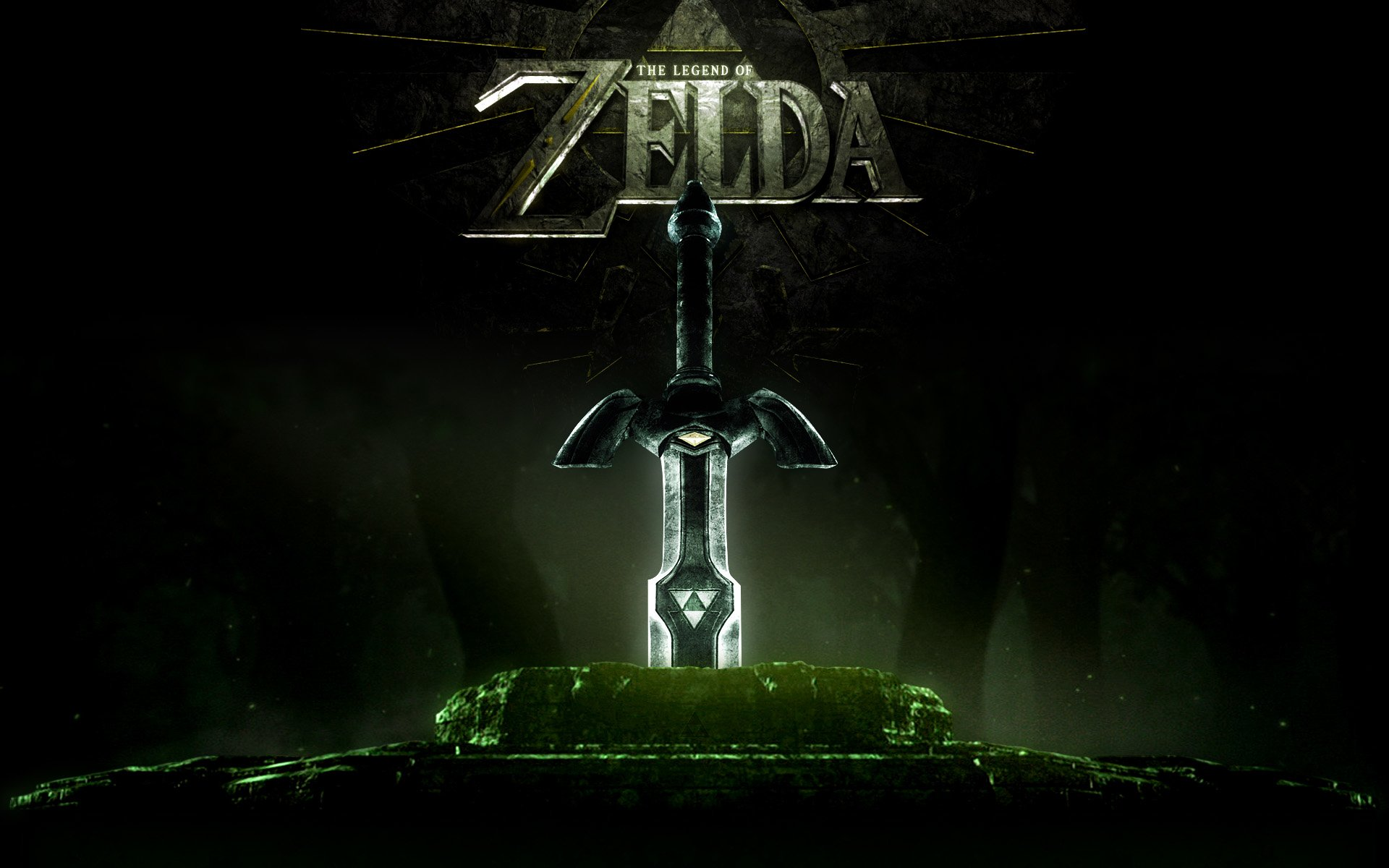 Computerspiele - The Legend Of Zelda  Wallpaper