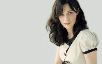 Berühmte Personen - Zooey Deschanel Wallpapers and Backgrounds ID : 42057
