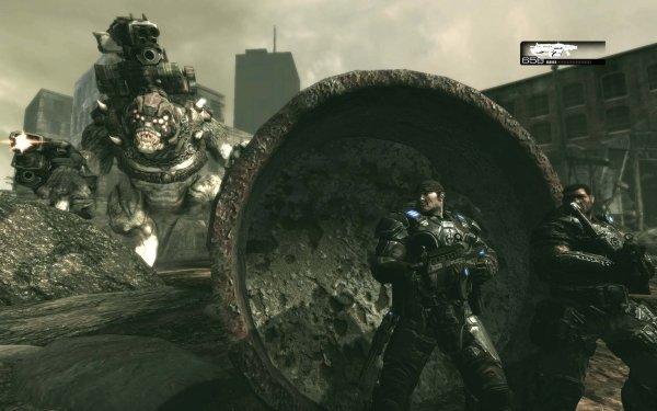 Video Game Gears Of War Gears of War HD Wallpaper | Background Image