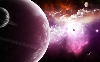 Sciencefiction - Planeten Wallpapers and Backgrounds ID : 42309