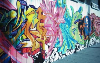 Artistic - Graffiti Wallpapers and Backgrounds ID : 42347
