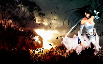 Anime - Women Wallpapers and Backgrounds ID : 42397