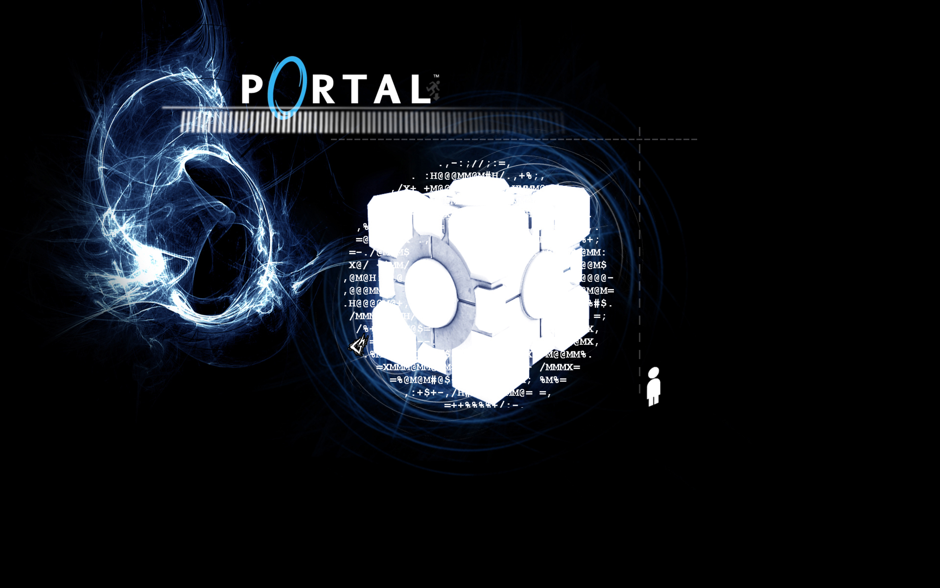 Portal hd wallpaper background image 1920x1200 id 42405 wallpaper abyss - Games hd wallpapers 1920x1200 ...