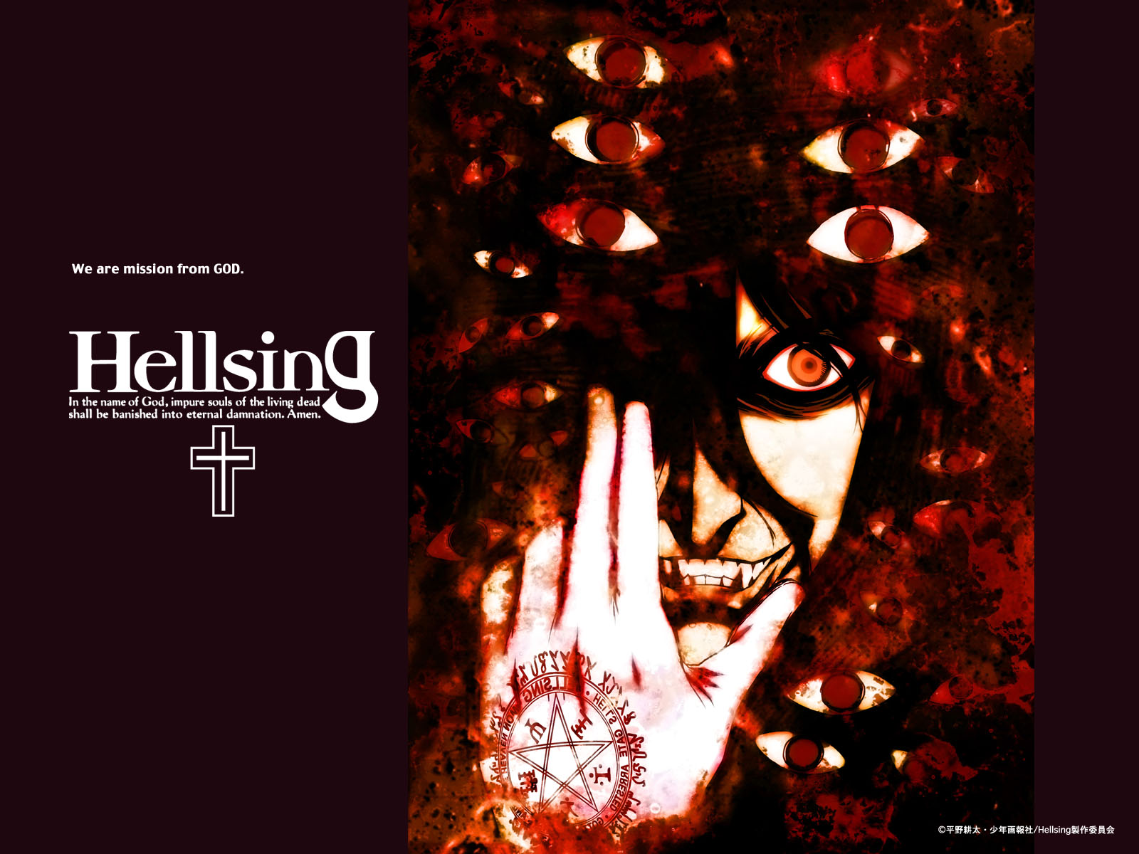 Anime - Hellsing  Wallpaper