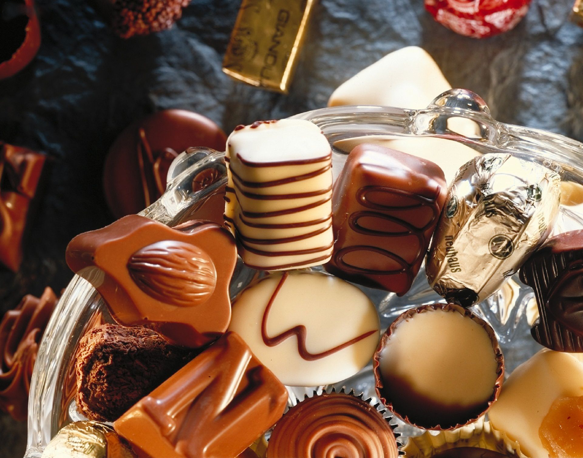 Alimento - Chocolate  Fondo de Pantalla