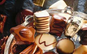 Food - Chocolate Wallpapers and Backgrounds ID : 43347