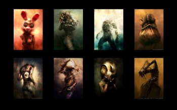 Dark - Creepy Wallpapers and Backgrounds ID : 43737