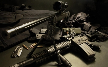 Weapons - Sniper Rifle Wallpapers and Backgrounds ID : 45499