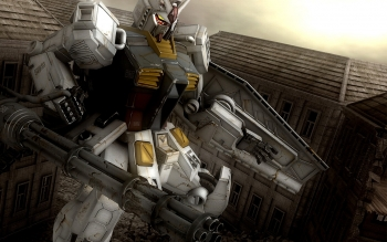 Anime - Gundam Wallpapers and Backgrounds ID : 45529