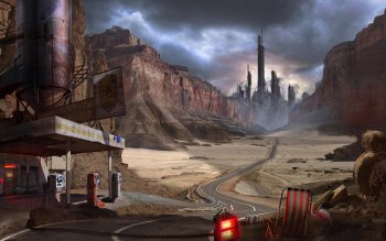 Sci Fi - City Wallpapers and Backgrounds ID : 46837