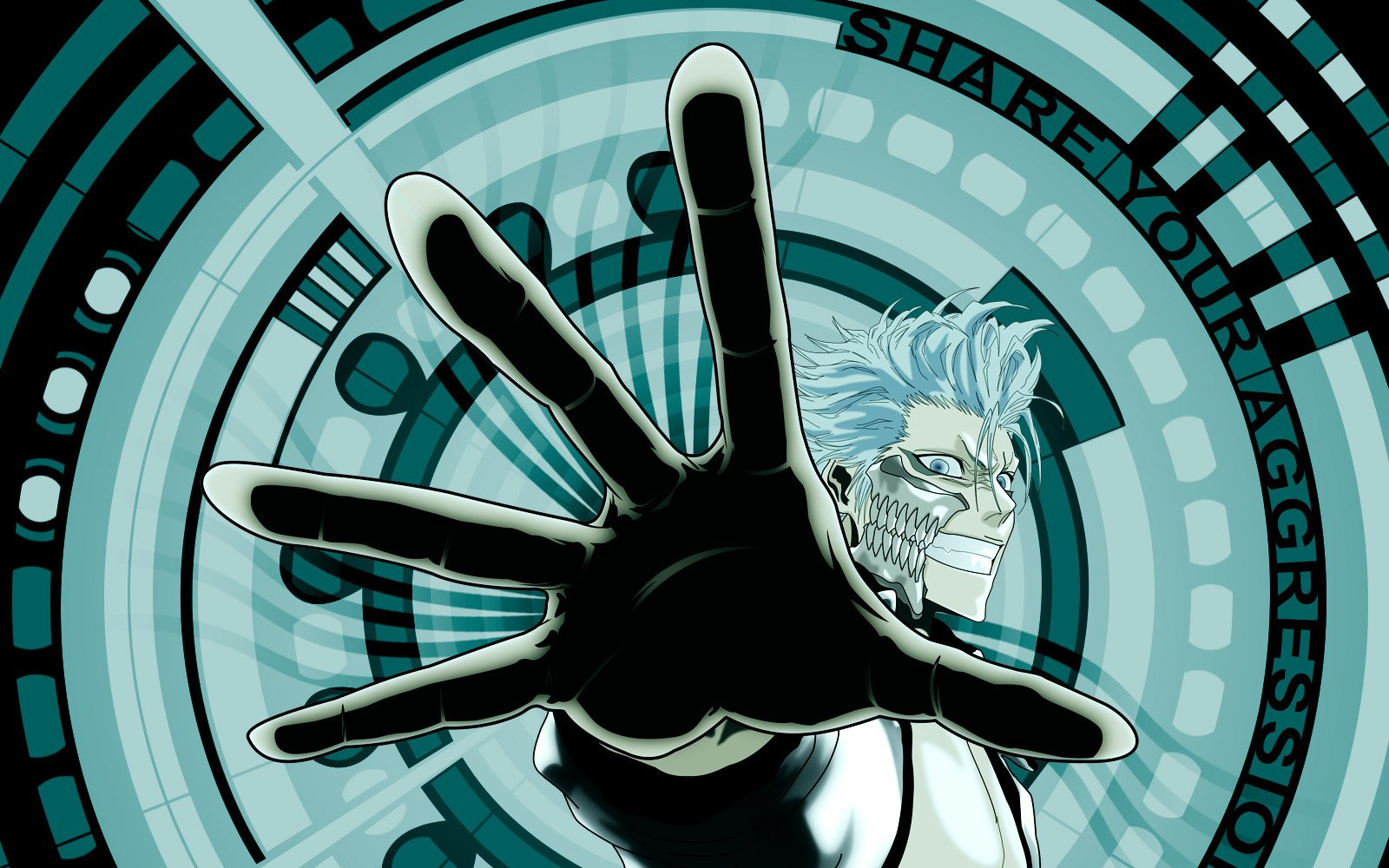 Anime - Bleach  Grimmjow Jaegerjaquez Wallpaper