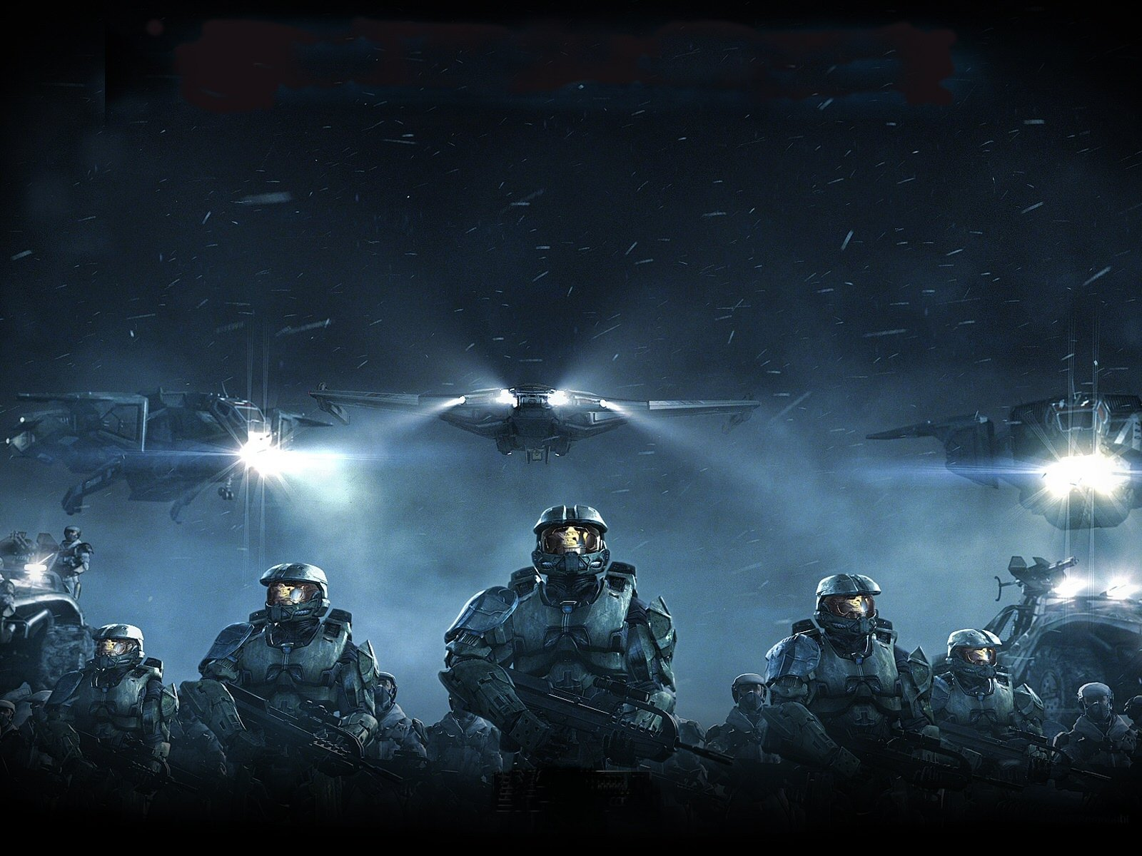 Video Game - Halo  Video Game Vehicle Warrior Wallpaper