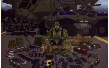 Computerspiel - Halo Wallpapers and Backgrounds ID : 4749