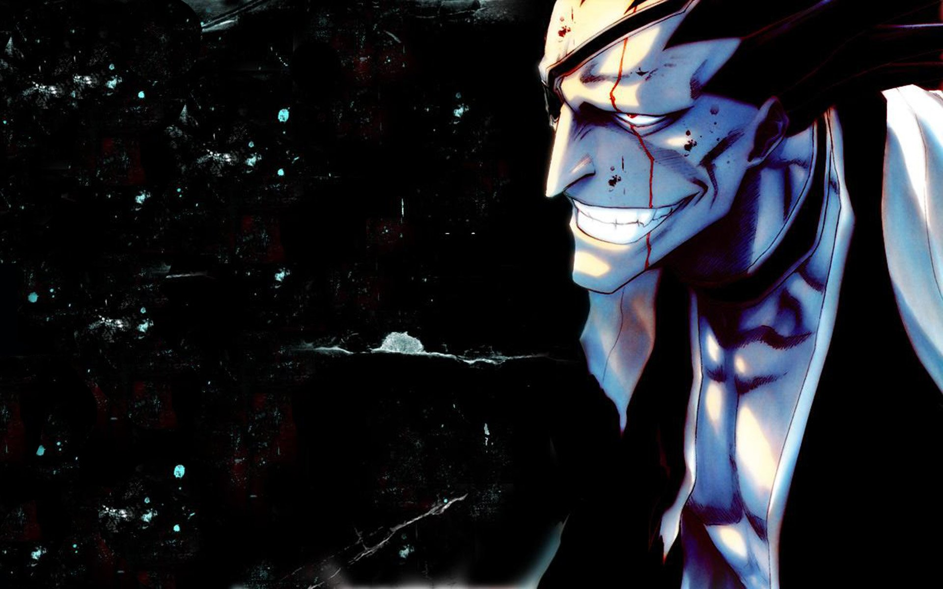Anime - Bleach  Kenpachi Zaraki Wallpaper