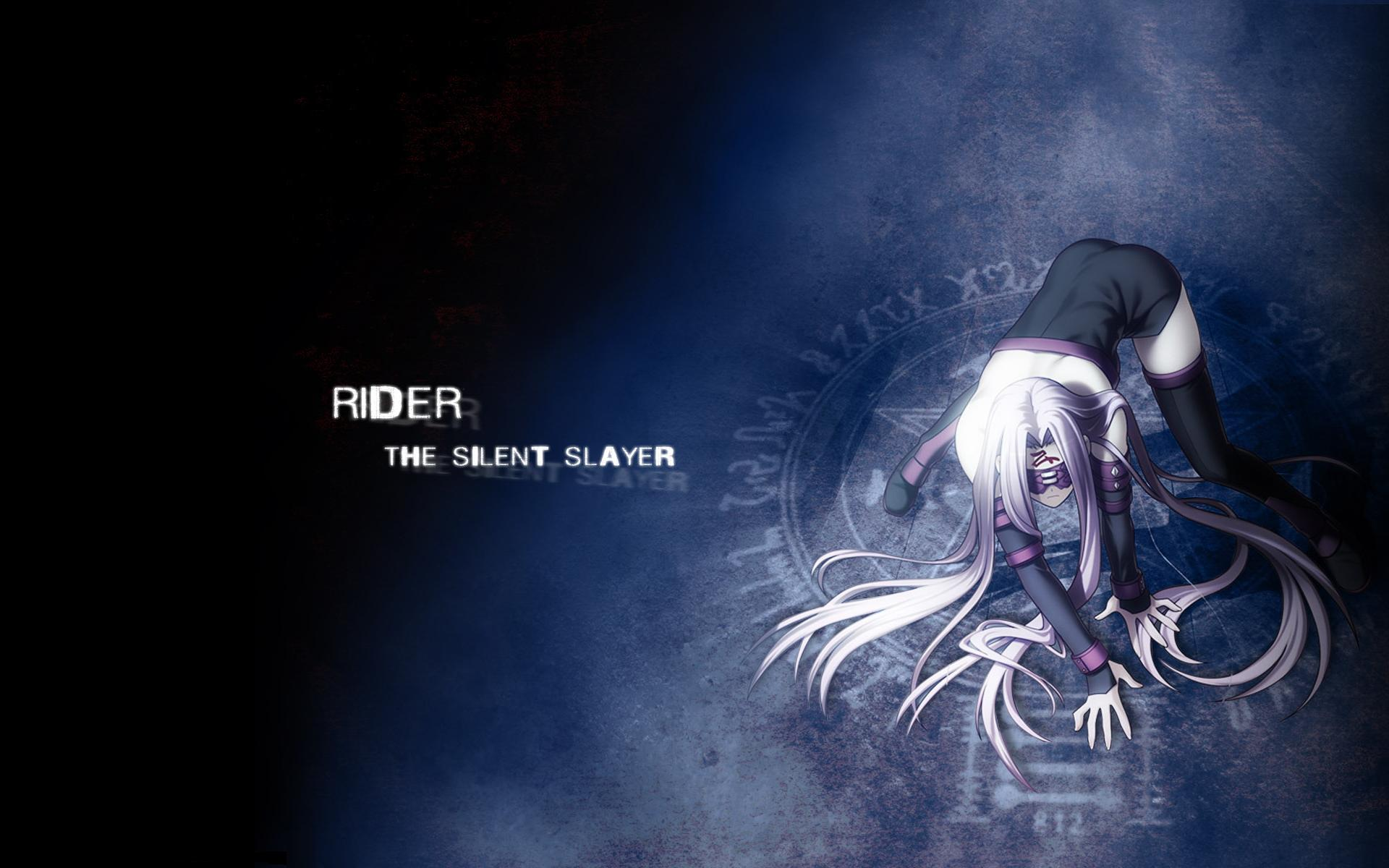 Anime - Fate/Stay Night  - Rider Wallpaper