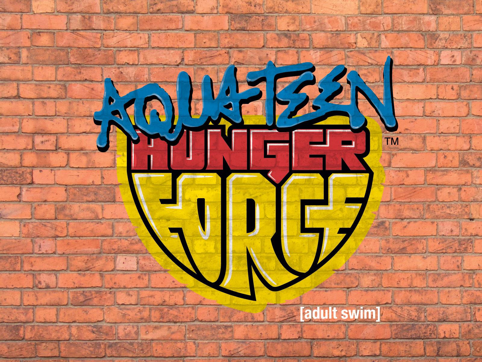 Cartoni - Aqua Teen Hunger Force  Sfondo