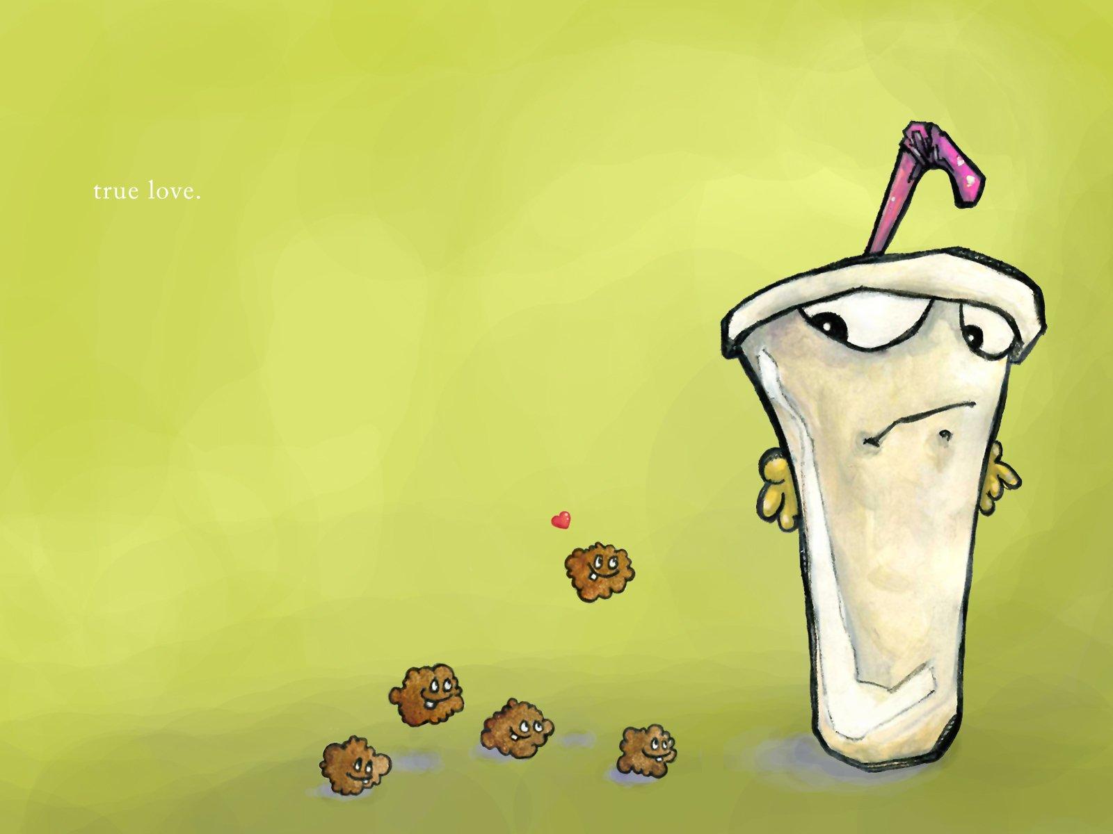 Dibujo - Aqua Teen Hunger Force  Fondo de Pantalla