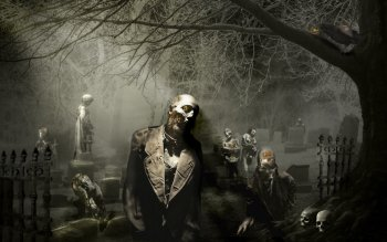 Dark - Zombie Wallpapers and Backgrounds ID : 48619