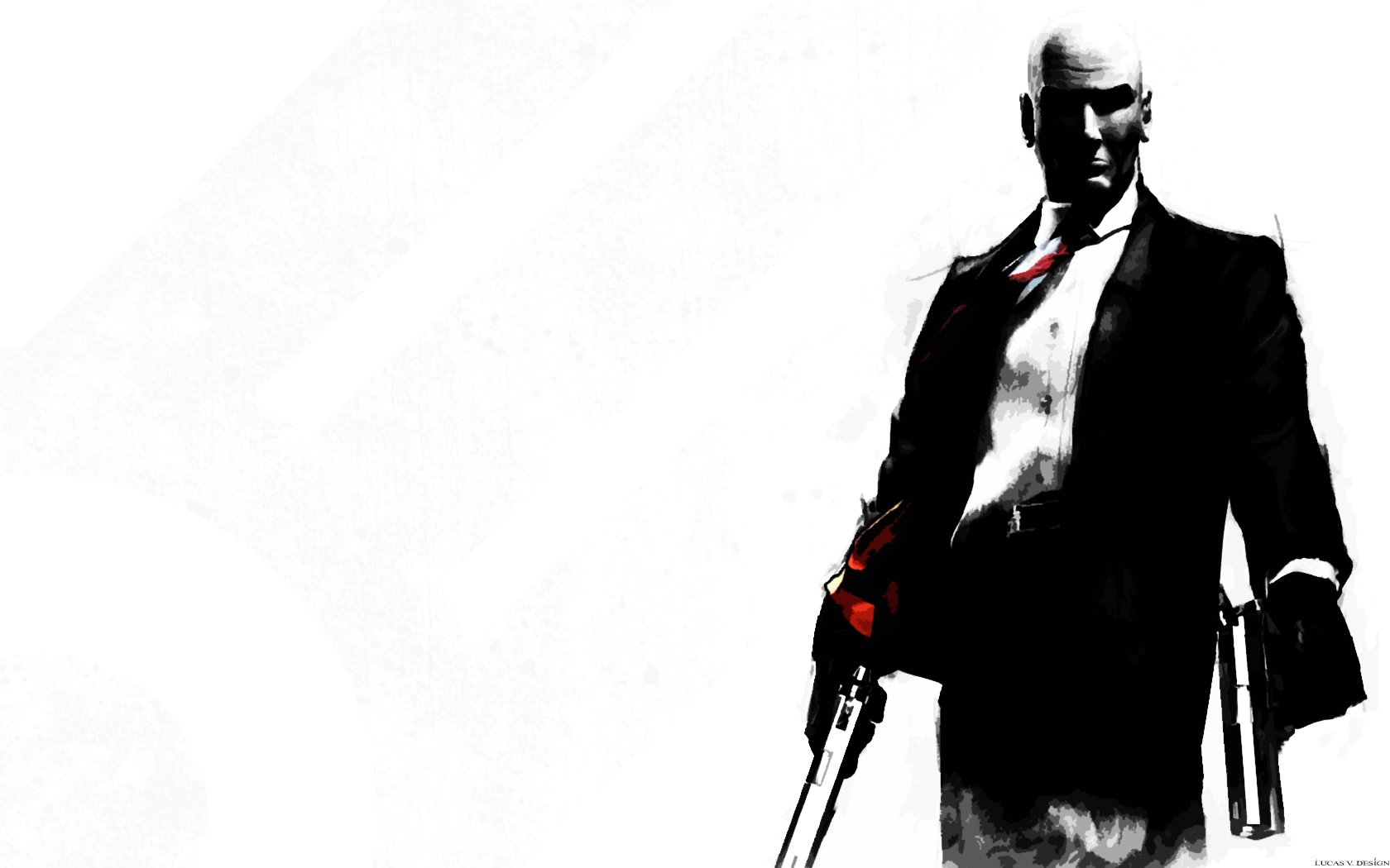Video Game - Hitman  Dead Or Alive Wallpaper
