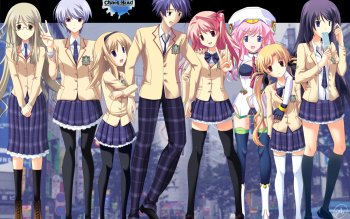 Anime - Chaos Head Wallpapers and Backgrounds ID : 50867