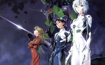Anime - Neon Genesis Evangelion Wallpapers and Backgrounds ID : 51109