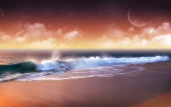 Earth - Beach Wallpapers and Backgrounds ID : 51509