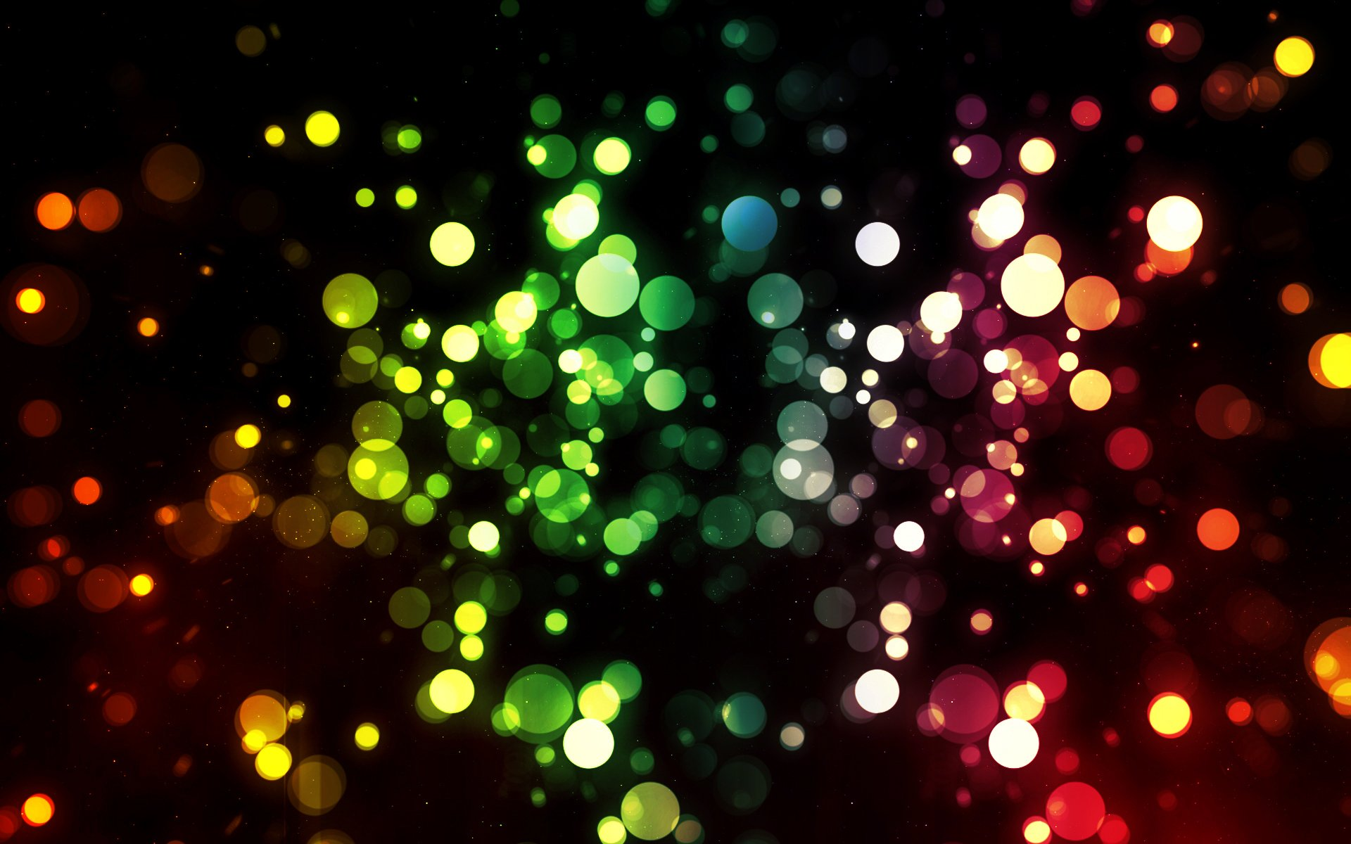 Artistic - Bokeh  Wallpaper