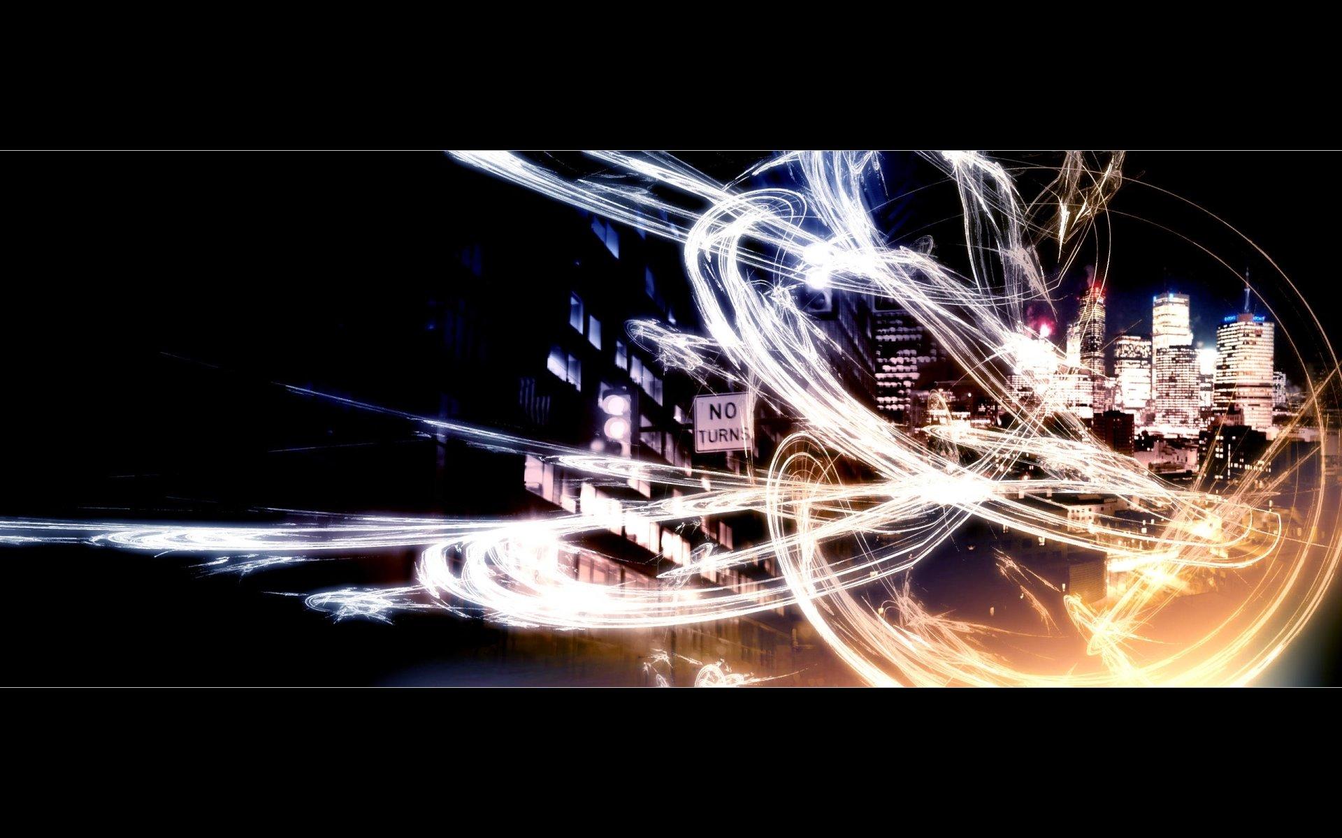 抽象 - 酷炫  素材 色彩 图形 质感 CGI 摄影 摄影后期 Cinema 艺术 抽象 壁纸
