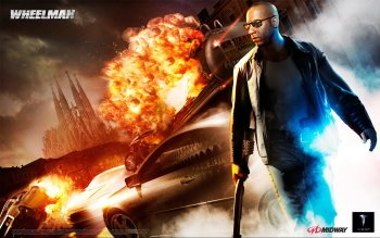 Video Game - Wheelman Wallpapers and Backgrounds