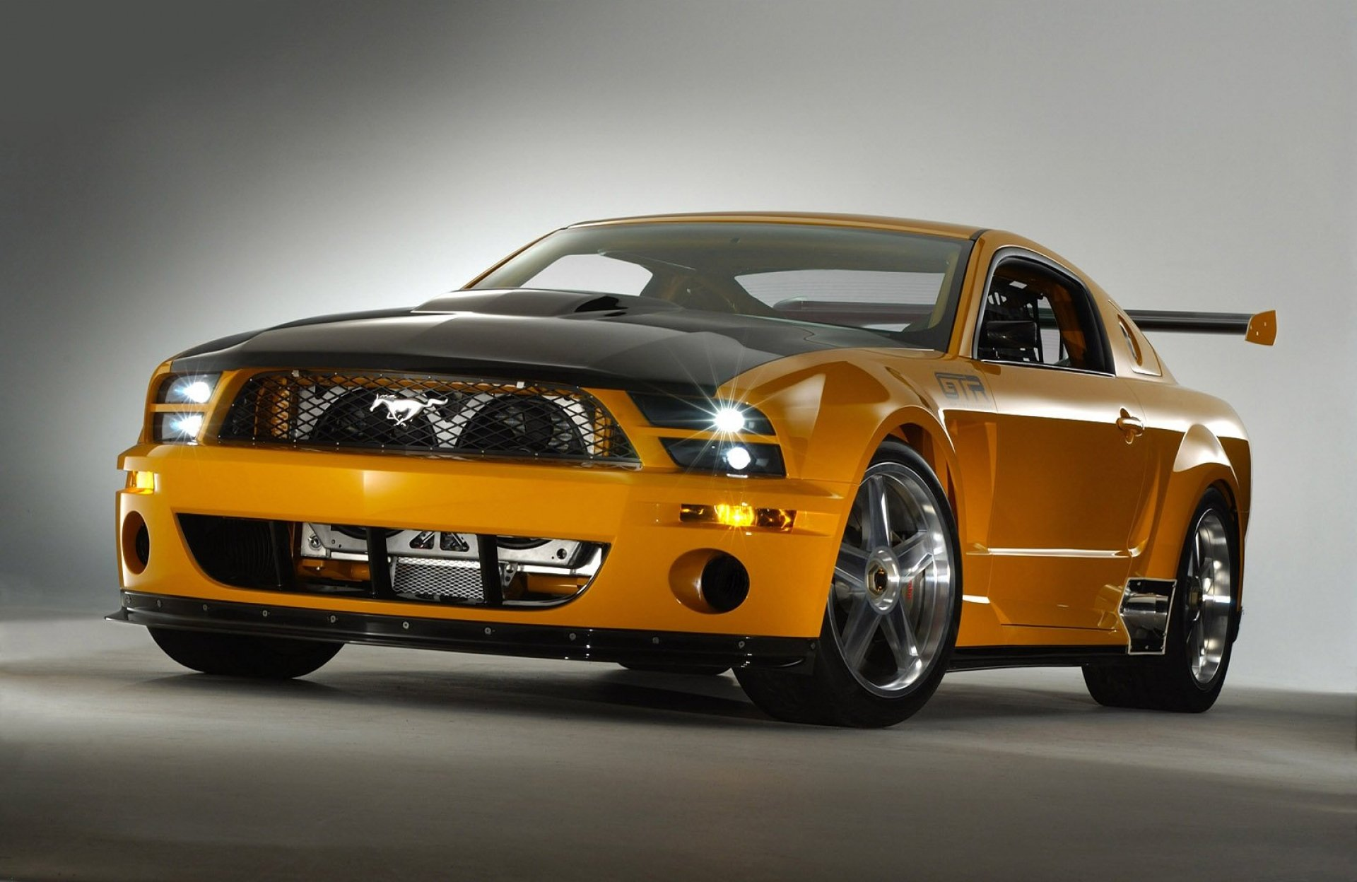 Vehicles - Ford Mustang GT-R  Ford Ford Mustang Wallpaper