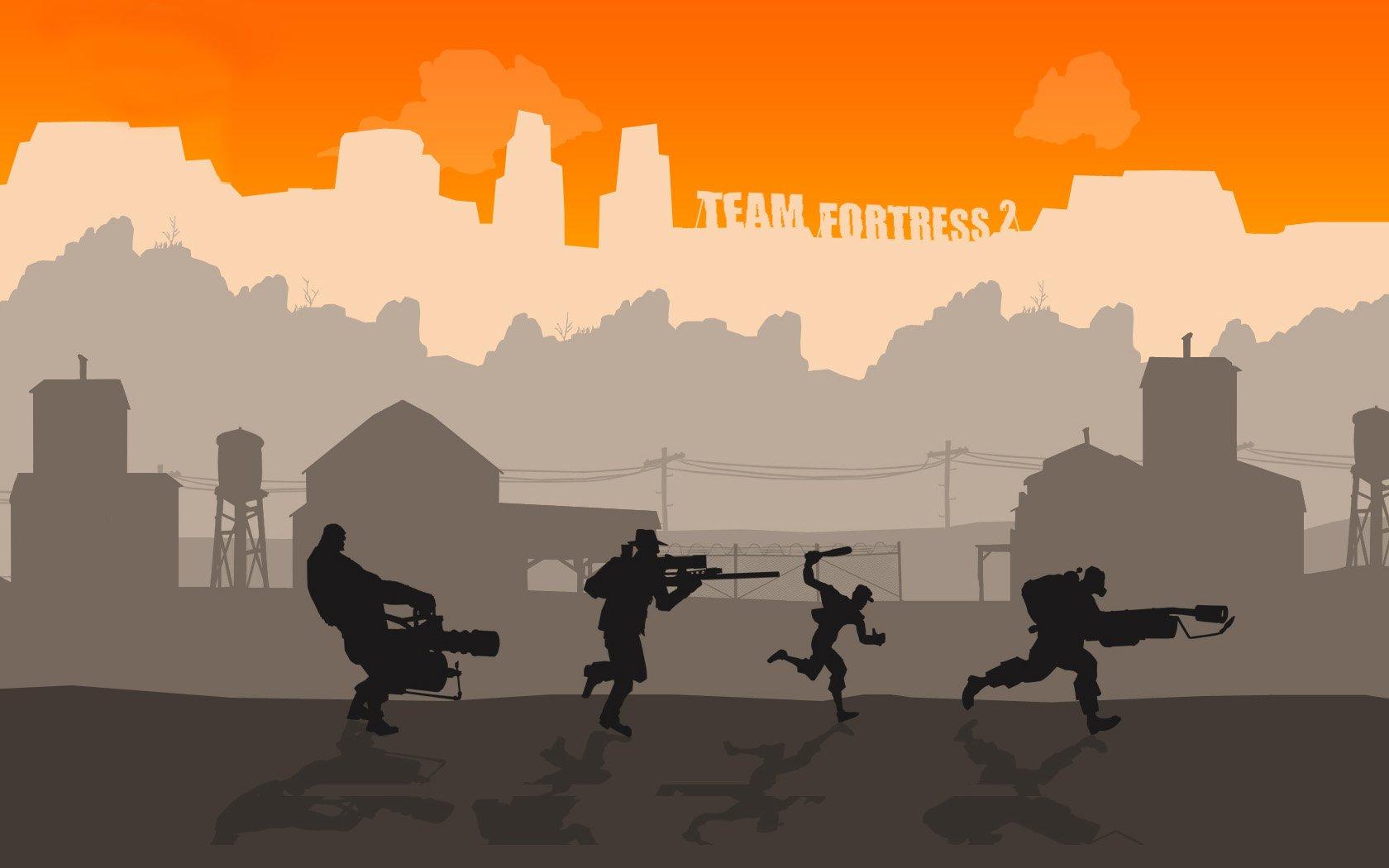 电子游戏 - 军团要塞2  壁纸