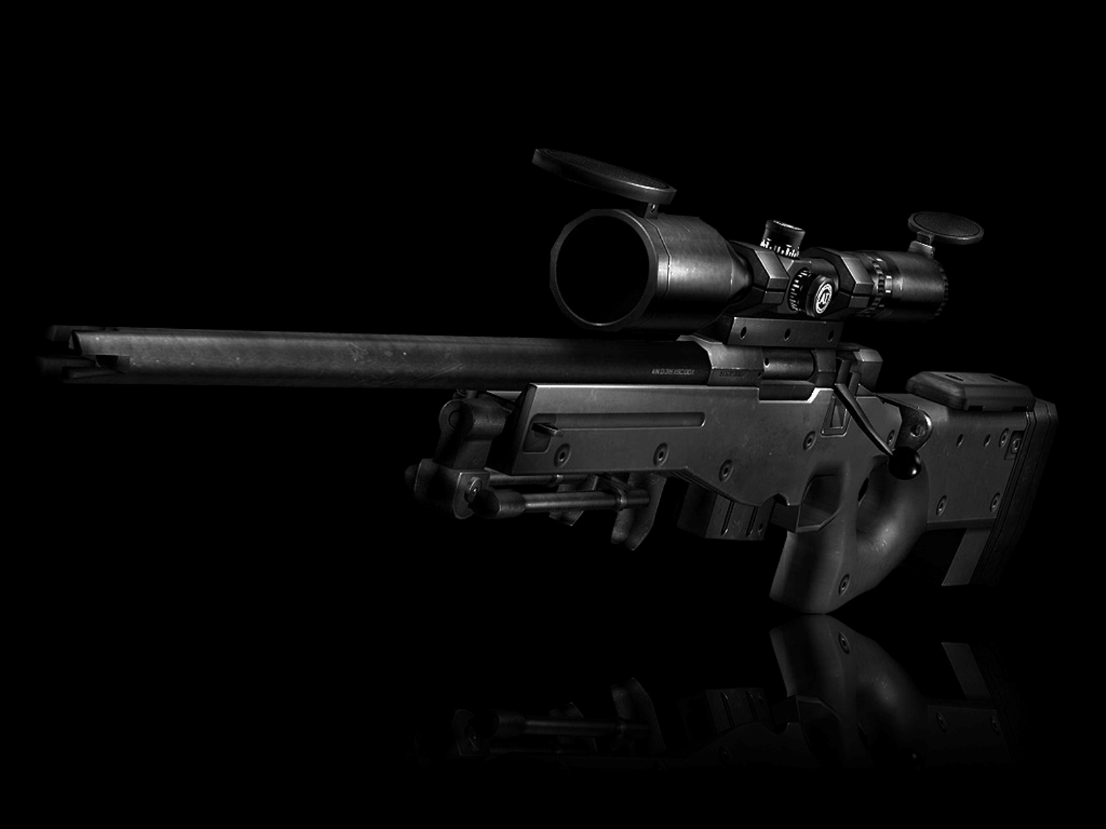 Weapons - Sniper Rifle Wallpaper