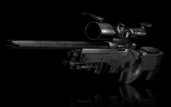 Weapons - Sniper Rifle Wallpapers and Backgrounds ID : 55099