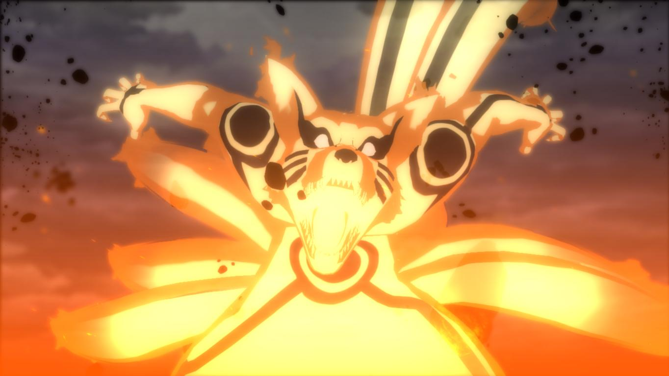 Naruto Shippuden Kurama Video Game - Naruto Shippuden