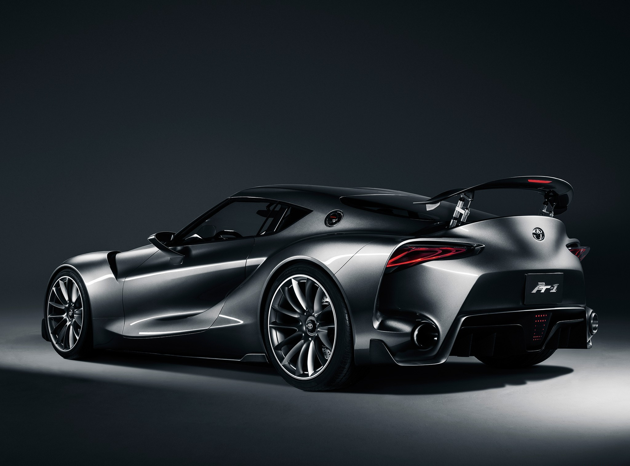 Toyota Ft 1 Concept Full Hd Fondo De Pantalla And Fondo De