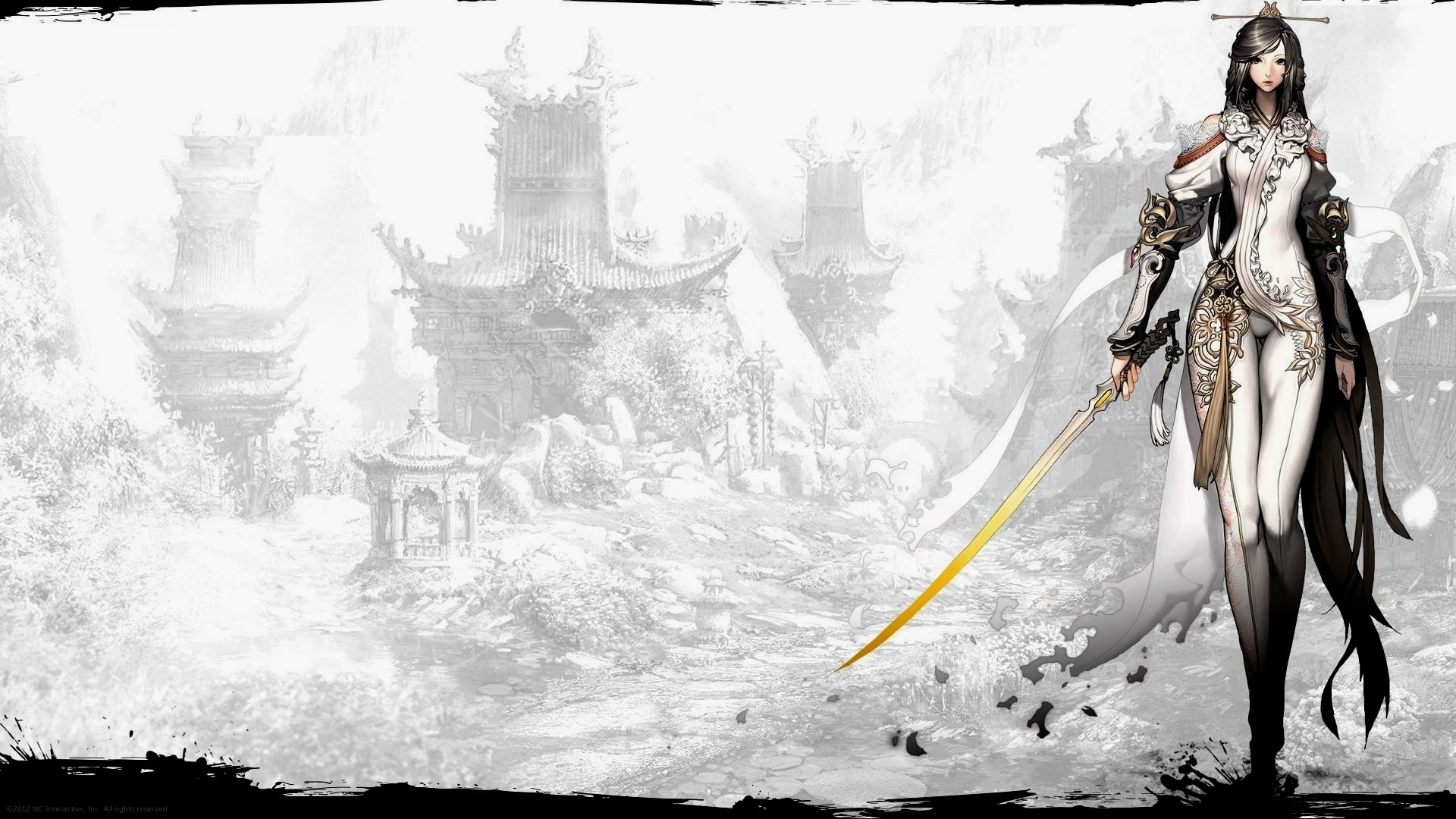Blade And Soul Wallpaper: Blade & Soul HD Wallpaper