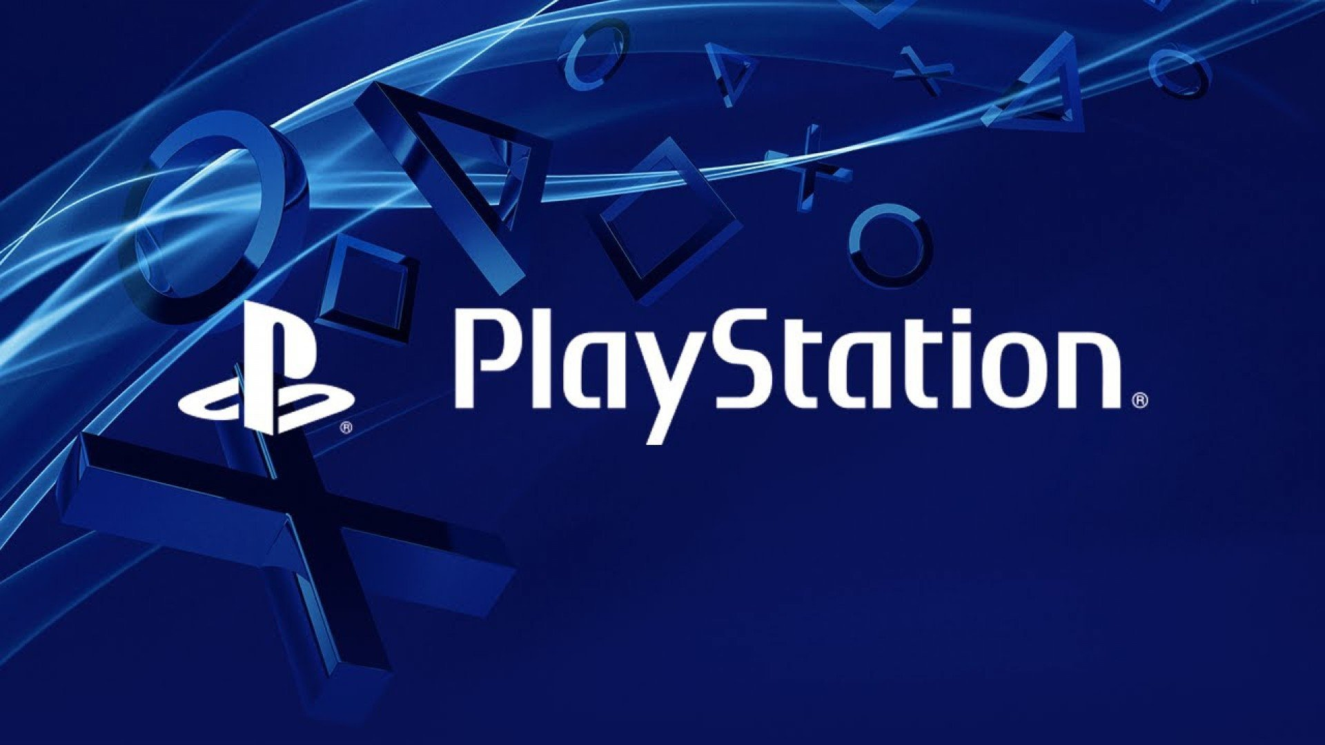 Play station 5 logo