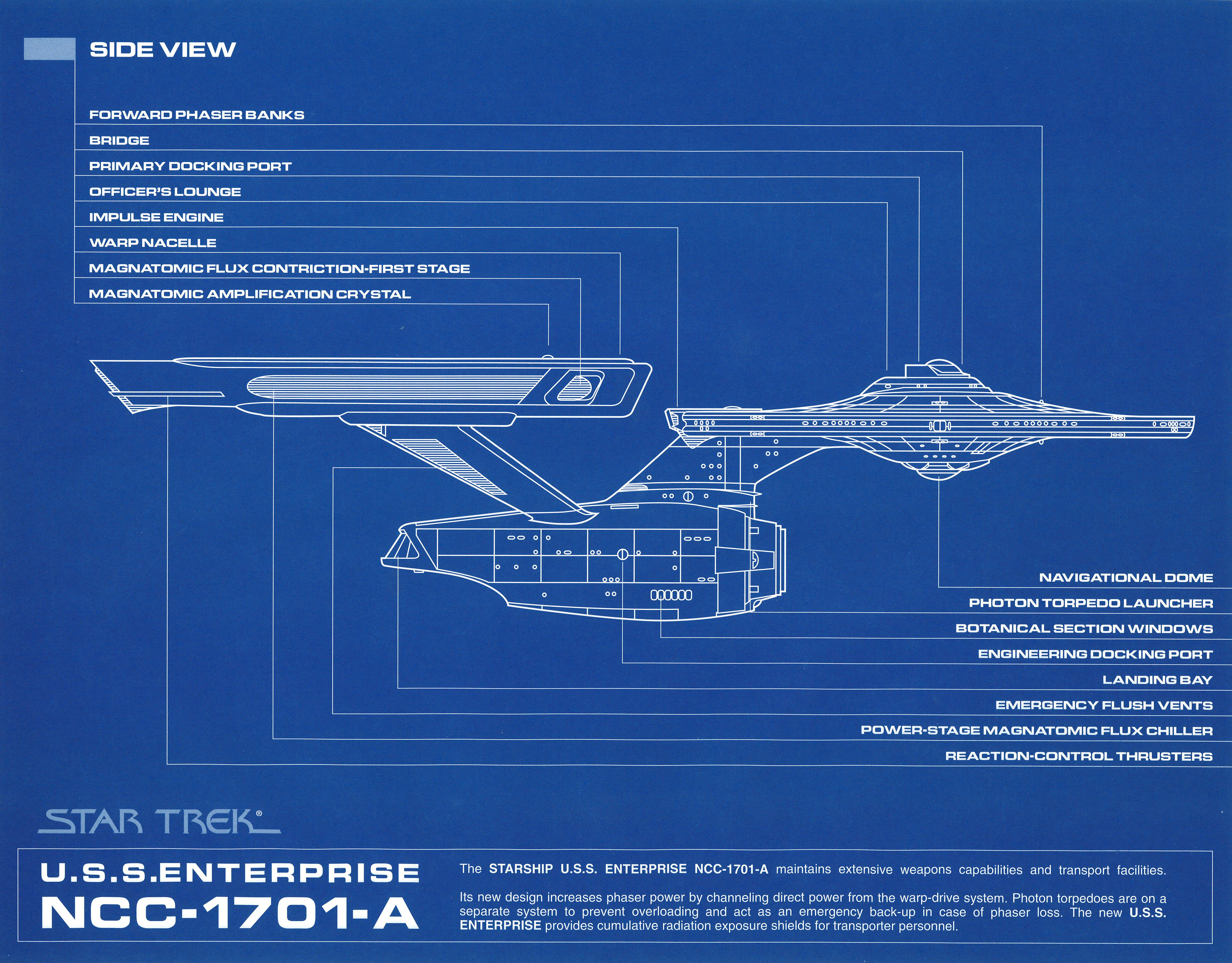 U S S  Enterprise Ncc