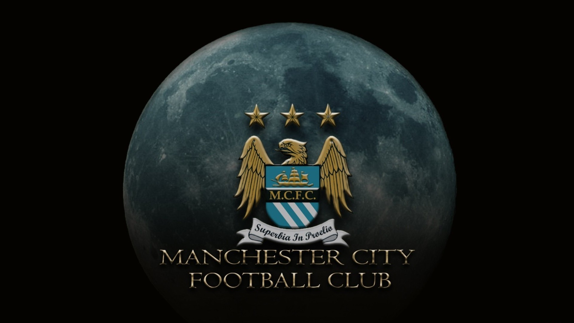 Manchester City Wallpaper: Manchester City F.C. Full HD Wallpaper And Background